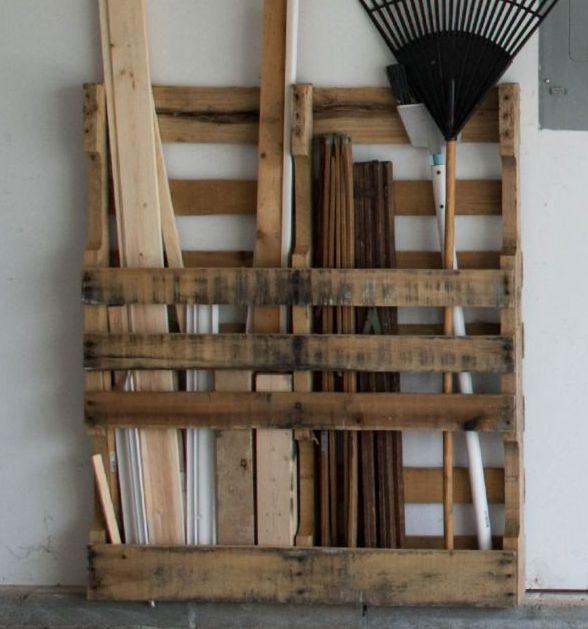 pinterest rangement garage | Un conseil à suivre pour le rangement du garage