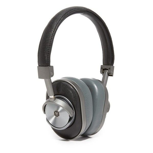 Master & Dynamic MW60 Wireless Headphones ($550) ❤ liked on Polyvore featuring men's fashion, men's accessories, men's tech accessories and mens leather accessories