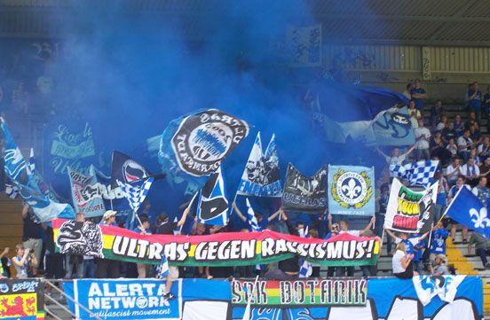 SV Darmstadt 98 gegen Karlsruher SC II – Faszination Fankurve