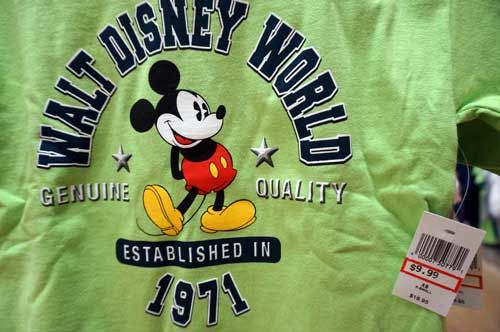 Disney Character Warehouse – Save Money on Merchandise, But With a Catch