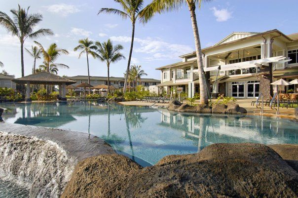 Westin Princeville 2 bedroom villa $142/night