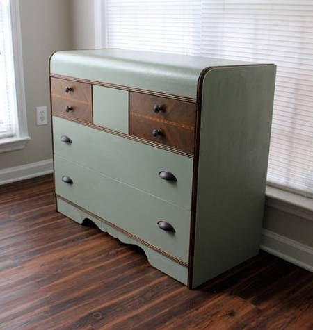Chic, Salvaged Mid Century Modern Furniture By Revitalized Artistry