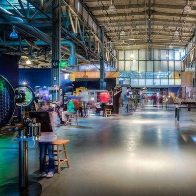 Explore the Exploratorium, a modern, hands-on science museum.