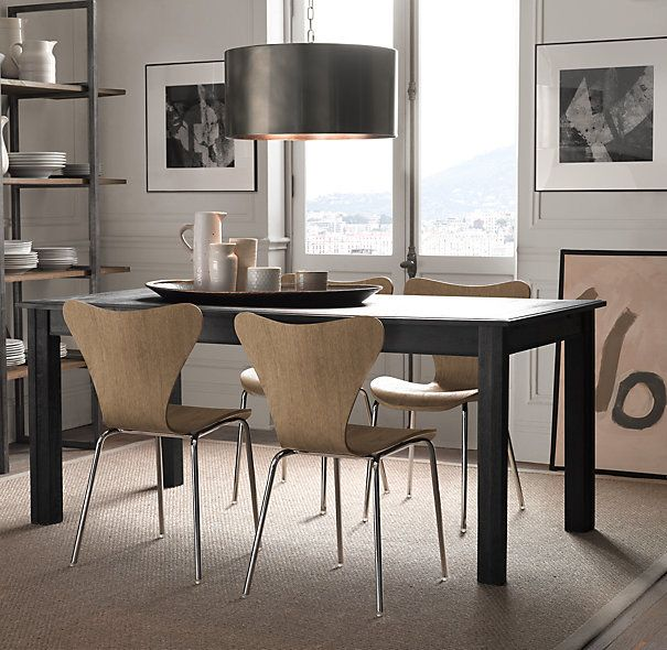 100+ ideas to try about Parsons Dining Table   Crate and barrel ...