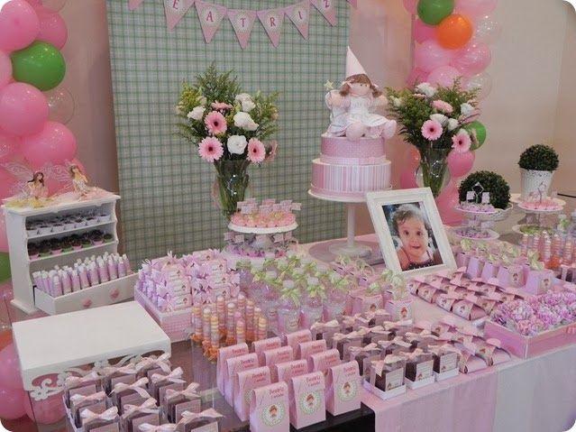 Festa Pronta - Jardim das Fadas- Tuty - Arte & Mimos Que tal usar esta inspiração para a próxima festa? Entre em contato com a gente! www.tuty.com.br #festa #personalizada #party #bday #birthday #tuty #Happy #love #party #Bday #Cute #cake #cupcaky #candy #sugar #pink #fadas #fairy #cha #bebe #jardim #garden #flores #flower