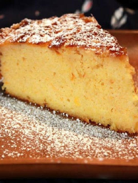 Vegetarian-  Low FODMAP Recipe and Gluten Free Recipe - Orange polenta cake  http://www.ibscuro.com/low_fodmap_vegetarian_desserts_orange_polenta_cake_.html