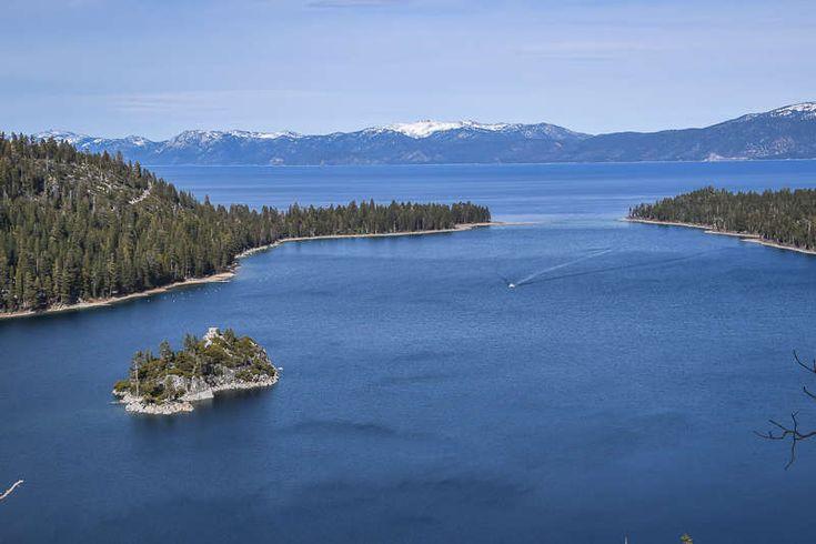 Al Lago Tahoe por la carretera más solitaria de América. Utah (EEUU)