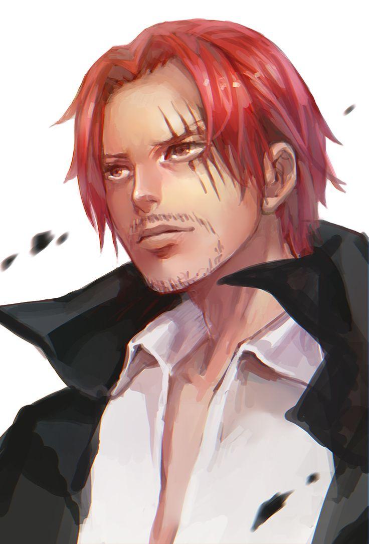Donquixote Doflamingo — bpdzoro: 赤髪のシャンクス ^q^ | Artist: 毒药_poison | Posted...