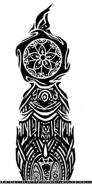 uta | Tokyo ghoul | left arm tattoo