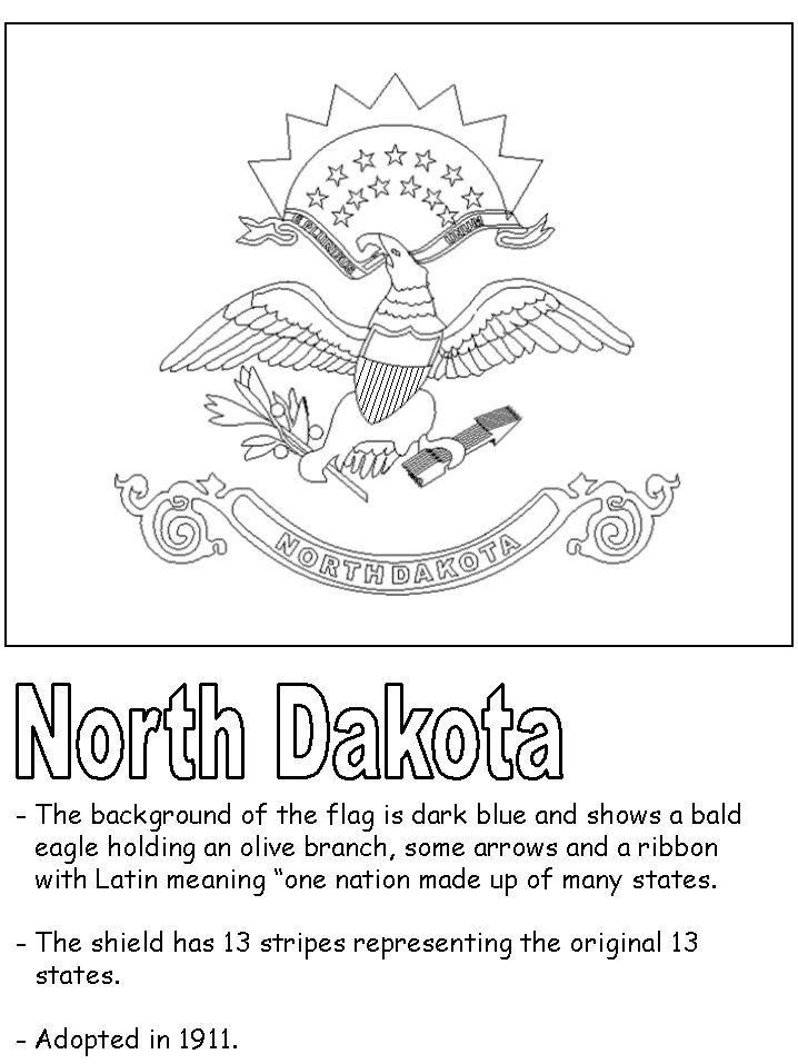 346 best images about homeschool haven on pinterest for North dakota state flag coloring page