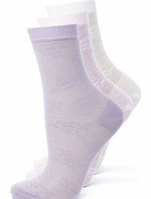 Bhs Womens Multi Premium 3 Pack of Floral Mesh Ankle Lightweight and breathable, these trainer socks use cotton yarns for ultimate comfort and freshness. The floral mesh design also means that this pack of premium socks is prettier than your average ank http://www.comparestoreprices.co.uk/fashion-clothing/bhs-womens-multi-premium-3-pack-of-floral-mesh-ankle.asp