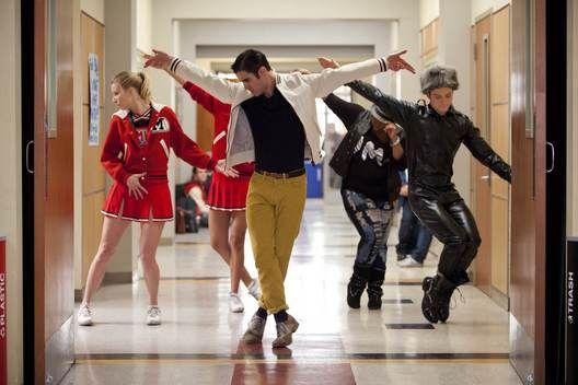 Blaine Anderson - Glee