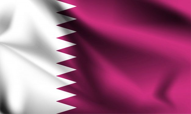 Qatar Flag Blowing In The Wind Part Of A Series Qatar Waving Flag In 2020 Flag Qatar Flag Posters Art Prints