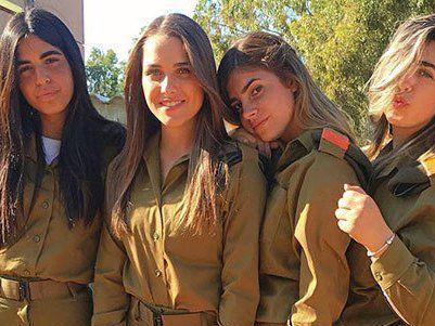 Las hermosas soldados de Israel - Imágenes - Taringa!