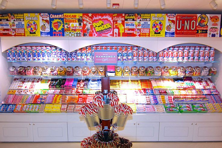 Dylan's Candy Bar - Chicago