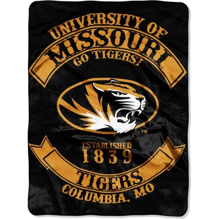 """Northwest Missouri Tigers 60"""" x 80"""" Blanket, Team"""