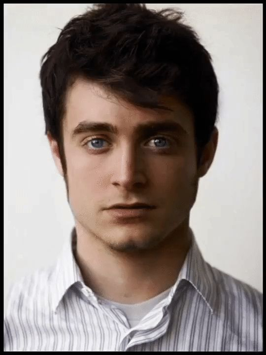 Elijah Wood and Daniel Radcliffe are almost the same person.