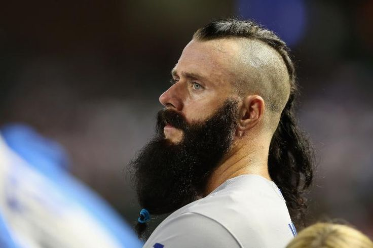 Brian Wilson Won't Be Signed by New York Yankees After Refusing to Shave Beard ... That's beardedication!