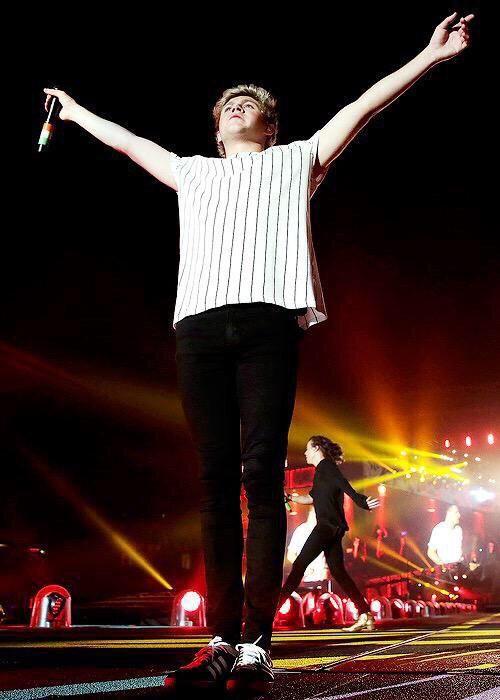 Niall Horan, Australia OTRAT 2015