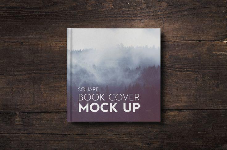 square book mockup - Google Search