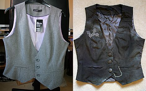 Creating a Steampunk Costume for the Cosplay Newbie (Part One)   GeekMom   Wired.com