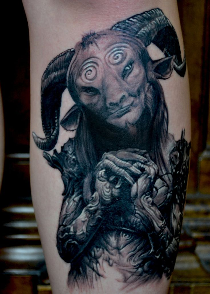 Labyrinth Tattoos: 25 Best Images About Pan's Labyrinth On Pinterest