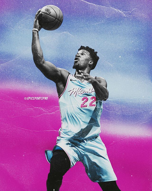 Hassan Ahmad On Instagram Jimmy Butler Haven T Used This Abstract Style In Awhile Miamiheat Jimmybutler In 2020 Nba Pictures Nba Wallpapers Nba Players