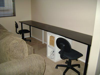 1000 ideas about long computer desk on pinterest computer desks writing desk and metal pipe awesome office narrow long computer desk