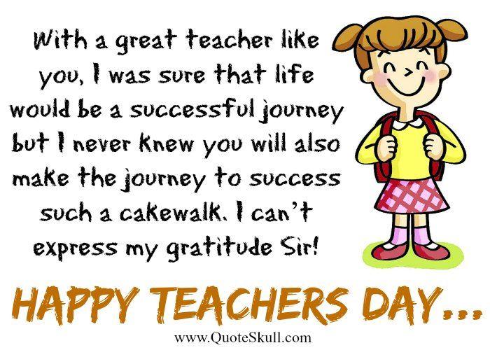 Best 25 Happy teachers day message ideas on Pinterest  Ice