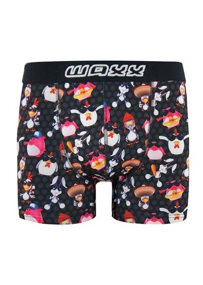 Christmas Underwear Gift - Loony Mens Boxer Short - Waxx Underwear | Knicker Locker