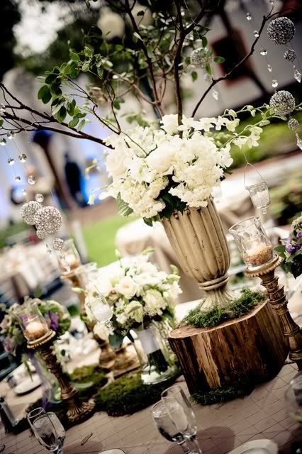Country Club Flower Shop: Priya and Kevin - Maitland Art Center  Midsummer Night's Dream Wedding This.