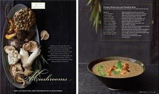 Creamy Mushroom and Pancetta Soup | Christmas cheer | Pinterest ...
