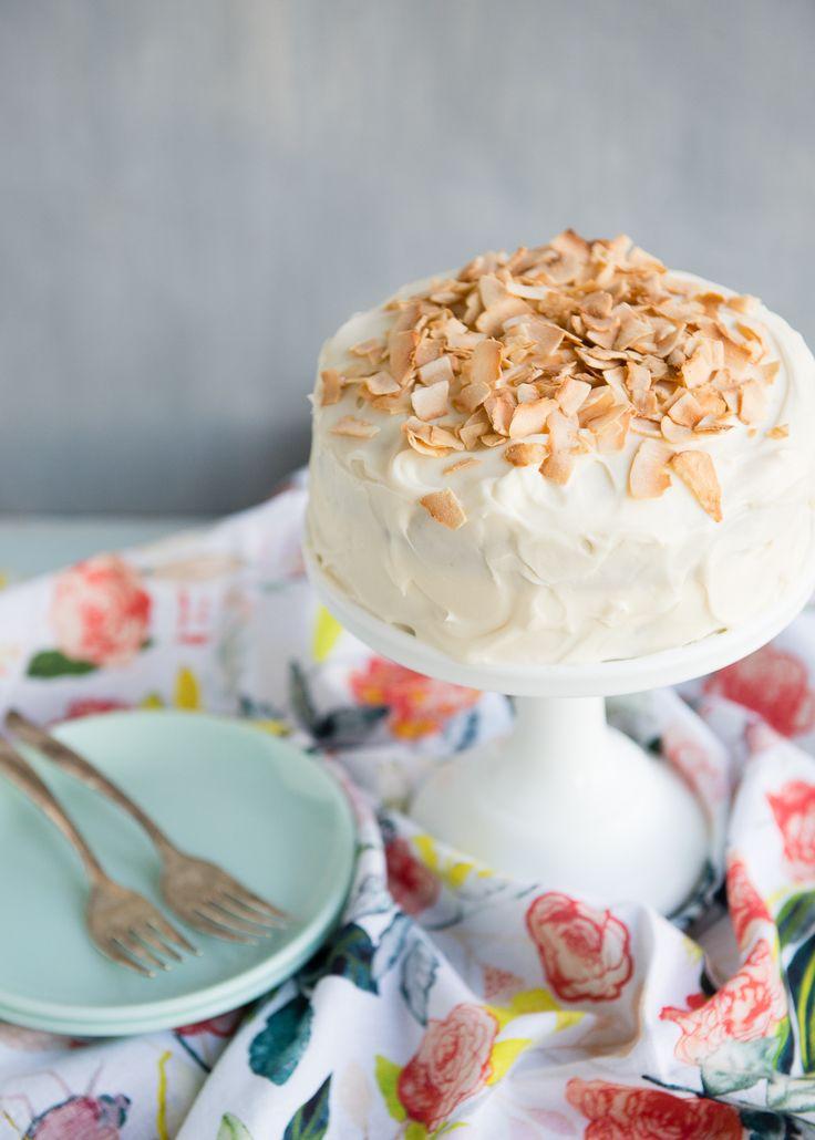 Dessert For Two: Mini Carrot Cake