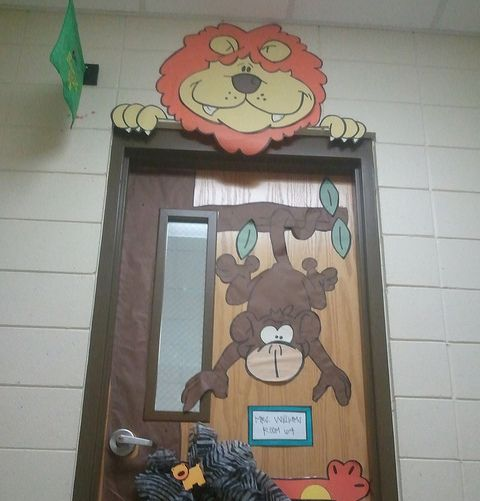 Classroom Decor Jungle ~ Best jungle themed classroom images on pinterest
