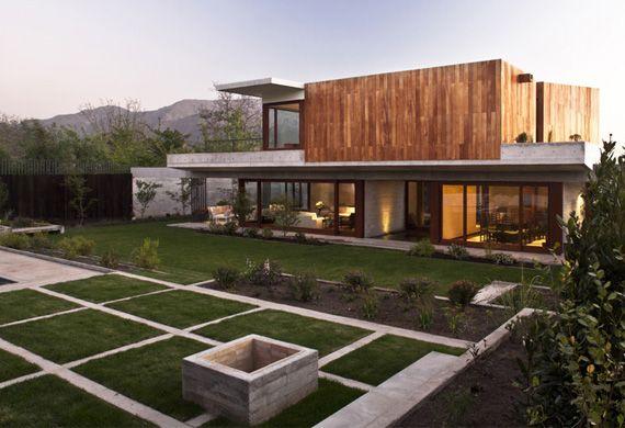 Elton + Leniz arquitectos Casa La Dehesa, Santiago, Chile