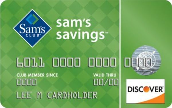 Get huge discounts through Sam's Club Credit Card