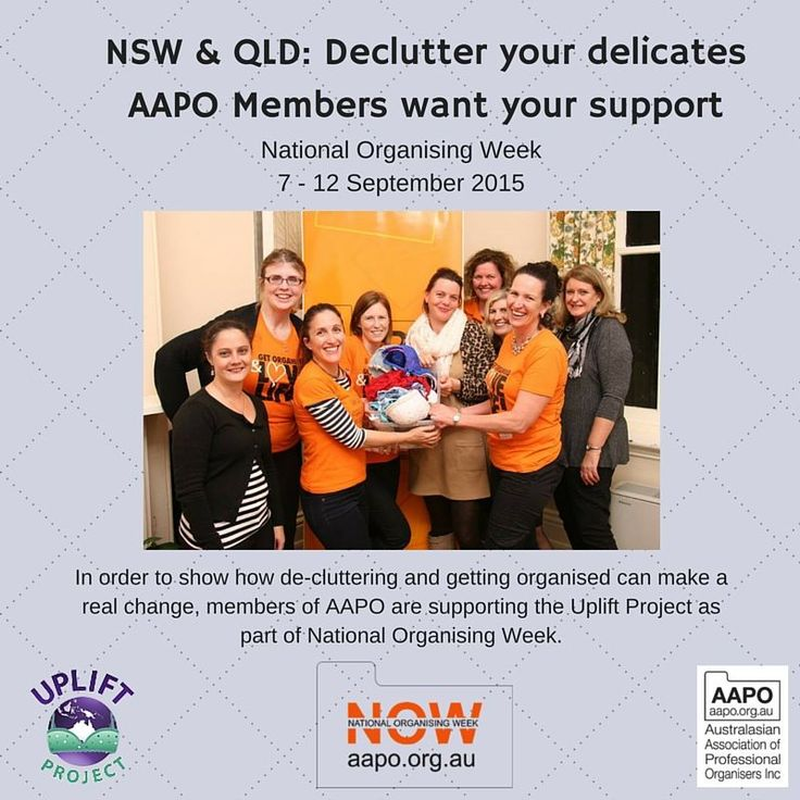 Log on to www.aapo.org.au/now to find your closest bra drop-off point.
