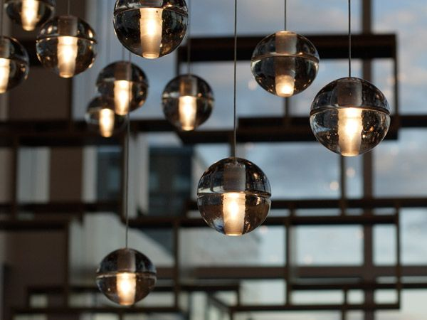 Contemporary Lighting Ideas Are An Important Tool For A Modern Restaurant