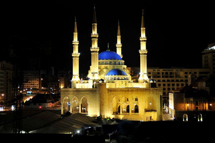 40 beautiful mosques around the world