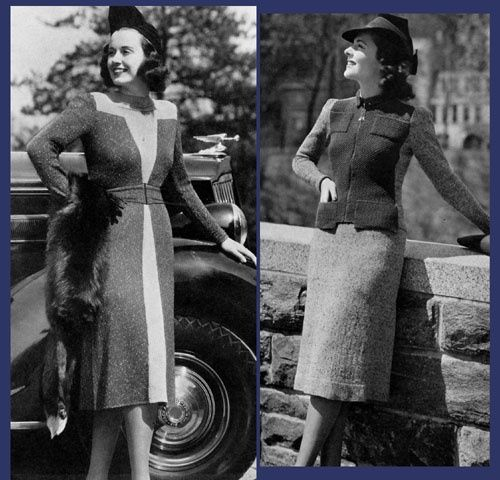 1938 | 1930's Fashion