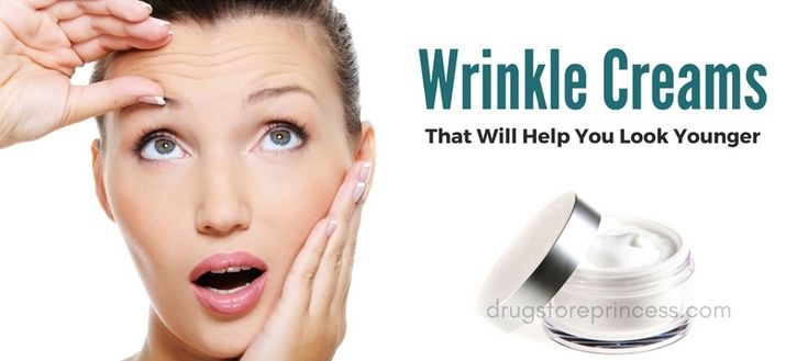 BEST 8 DRUGSTORE WRINKLE CREAMS THAT WILL HELP YOU LOOK YOUNGER! #wrinklecream #drugstore #bestproducts #shiseido #avene #clinique #vichy #loreal #skin #younger #drugstoreprincess