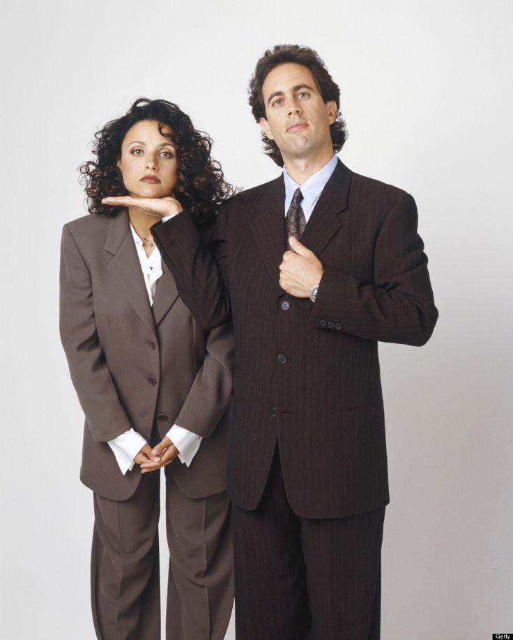 11 Awkwardly Wonderful Seinfeld Promo Photos