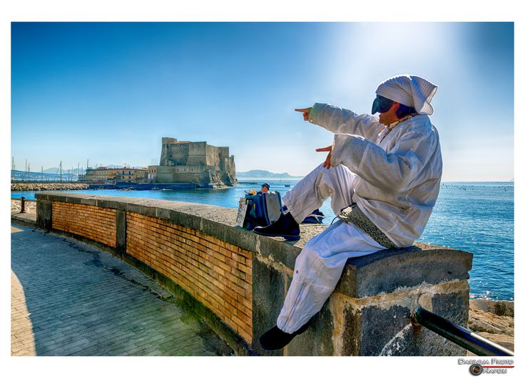 https://flic.kr/p/F564jT   Pullecenella   Pullecenella - Pulcinella - Naples - Italy Follow me on: @Flickr @Google+ many thanks All for support !
