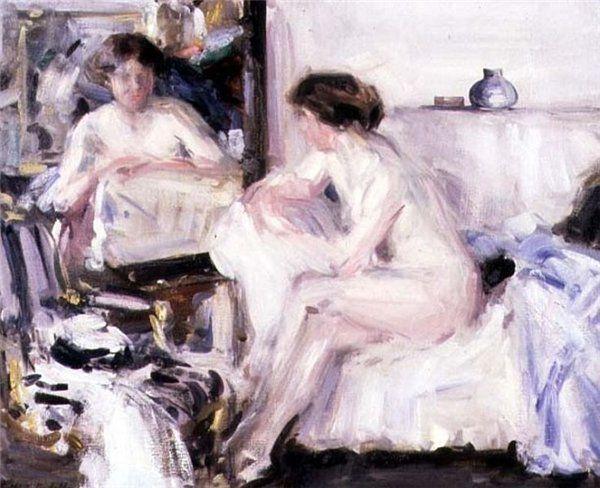 The croft edinburgh nudist