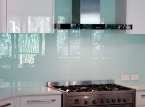 Clear Glass Splashbacks