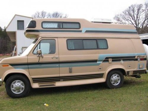 Falcon Ford Camper Van For Sale - Class B RV Classifieds