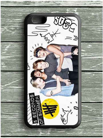 5seconds Of Summer Stereo iPhone 6 Plus Case