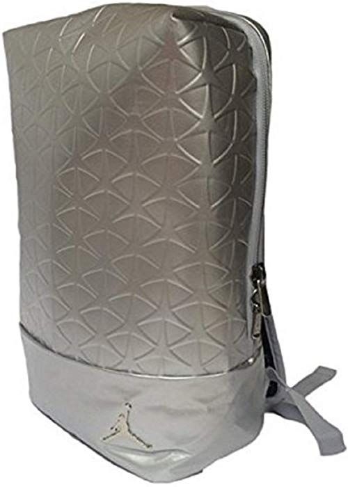 70f4aaafa4 Amazon.com  Jordan Flight Flex All World Laptop Backpack Silver  Sports    Outdoors