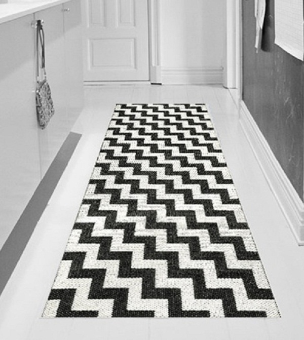 Brita Sweden Gunnel Black-671 --- I am crazy for this rug! This is so gorgeous!