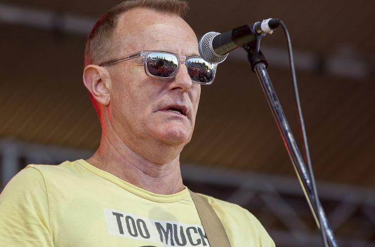 James Reyne at Caloundra Music Festival 2014 - Bruce Haggie Photography